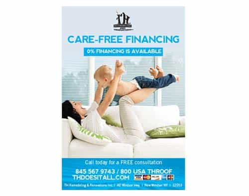 Care - Free Financing